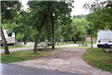 Spearfish City Campground Site 7